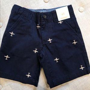 Prep fit boys plane shorts
